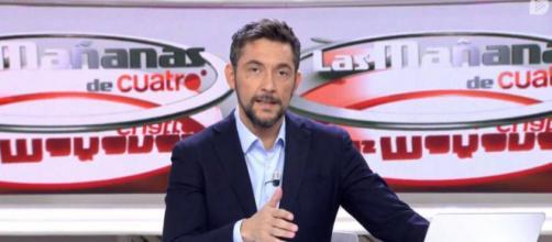 Javier Ruiz se pronuncia tras la cancelación de Las mañanas de Cuatro - elconfidencial.com