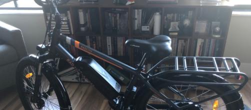 La bicicleta eléctrica RadCity.