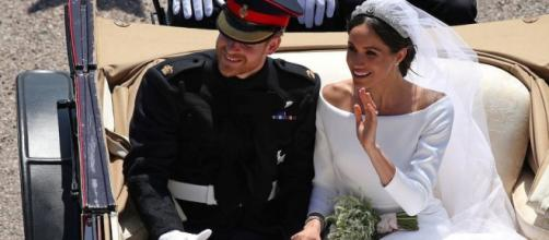 La boda real: cómo fue la recepción privada
