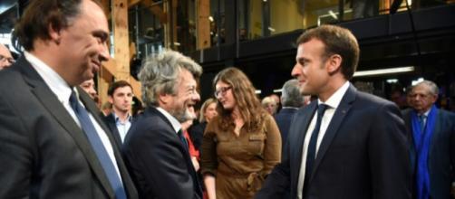 Macron enterre le plan banlieue et propose des mesures gadgets