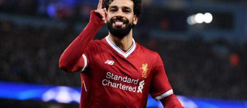 Mohamed Salah... ¿el próximo Balón de Oro?