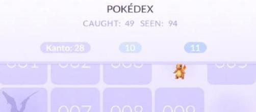 Pokedex within game. - [Image via Ryan DeVault]