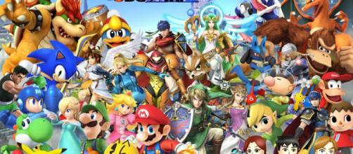 Super Smash Bros podría venir con nuevos personajes