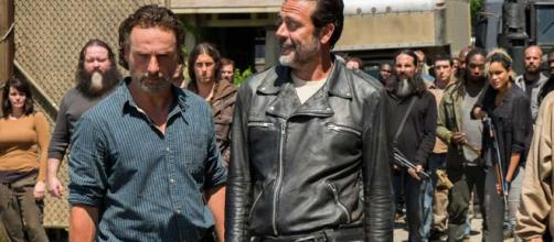The Walking Dead: ¿producción tomará descanso antes de temporada 9 ... - peru.com