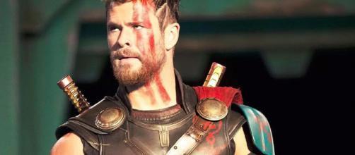 Thor tiene un increíble poder.
