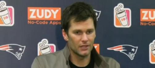 Tom Brady was a familiar fixture during OTAs (Image Credit: NFL Total/YouTube)