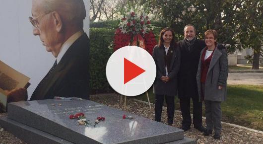 Tierno Galván, recuerdo para el alcalde de 'La Movida'