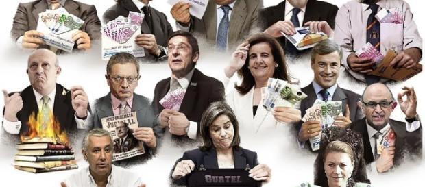PP: Cada día salen nuevos casos de corrupción