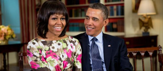 Barack and Michelle Obama (Image credit – Pete Souza, Wikimedia Commons)