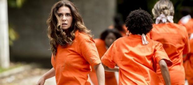Beto reconhece Luzia entre as fugitivas
