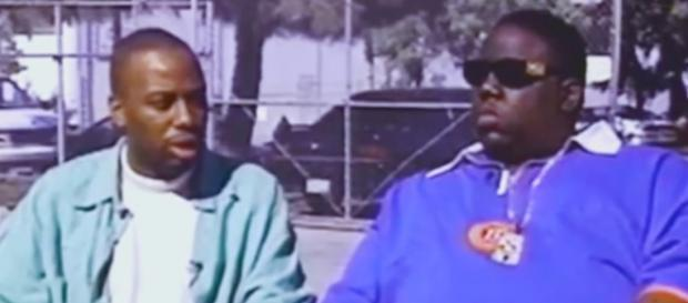 Biggie's murder, along with 2Pac's, has puzzled the rap industry for decades. - [Image via Hip-Hop Universe / YouTube Screencap]