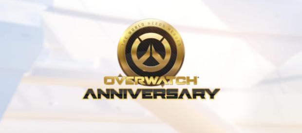 Comienza el evento Overwatch Anniversary 2018