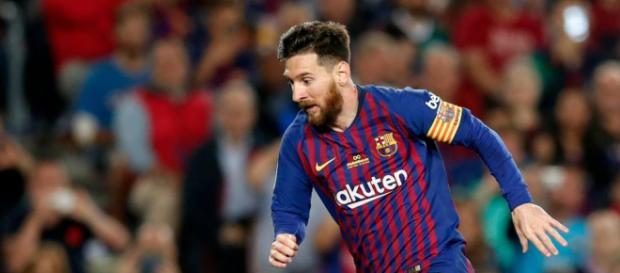 Foto: Reprodução / Facebook Oficial Leo Messi