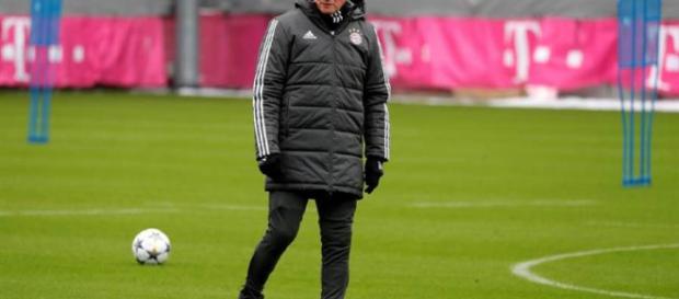 Heynckes fue muy exitoso con el Bayern