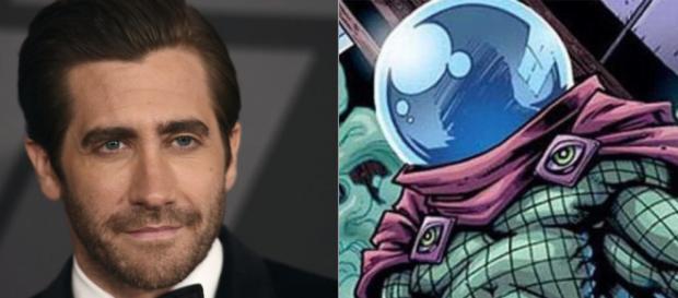 Jake Gyllenhaal pode ser o novo vilão no próximo filme do Homem-Aranha.