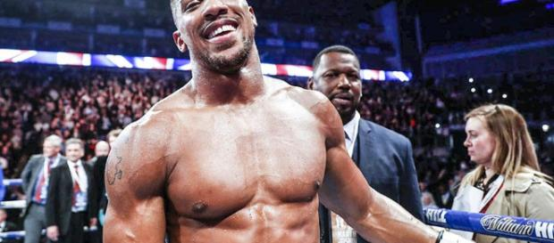 Joshua espera confirmar la pelea contra Parker • El Nuevo Diario - com.ni
