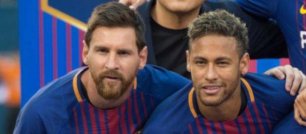 Lionel Messi explains how Barcelona have adapted since Neymar's ... - mirror.co.uk