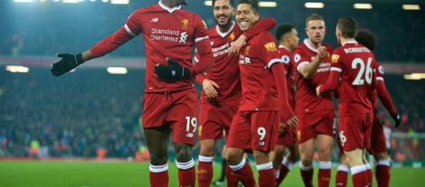 Liverpool no se conforma y quiere reforzar sus lineas