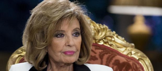María Teresa Campos en un mal momento por problemas de autoestima (Rumores)