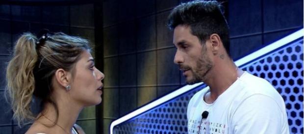 Power Couple: Franciele e Diego são expulsos do programa.