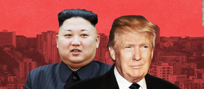 Trump responde que Kim Jong-un posiblemente cancelara una reunión