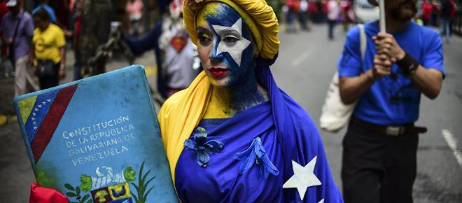 Latinoamérica se rebela a la dictadura socialista en Venezuela