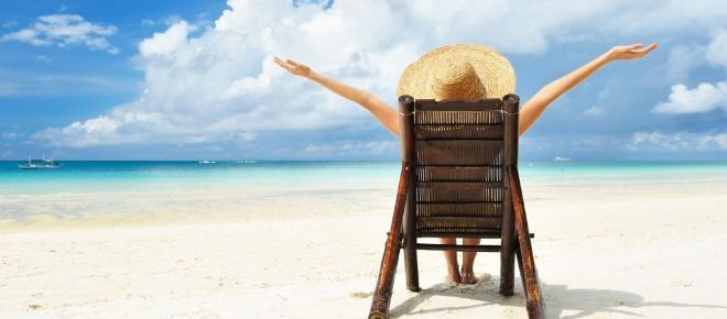 Vacaciones ideales para una chica