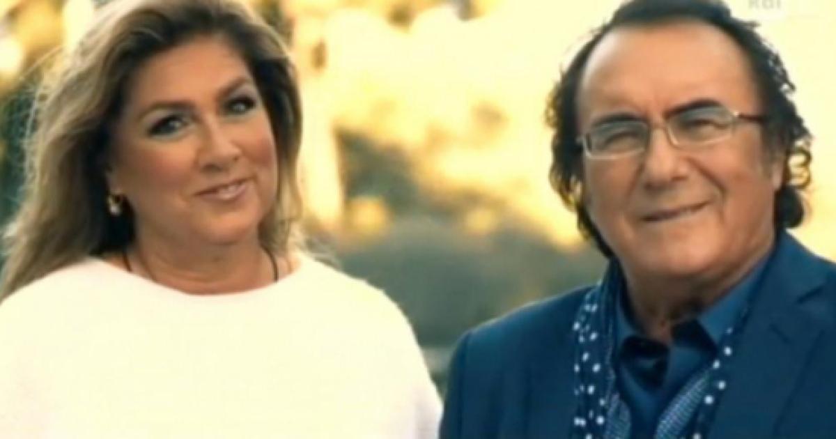 Albano E Romina Simona Ventura Li Commenta Sui Social Tra Loro Qualcosa Di Metafisico