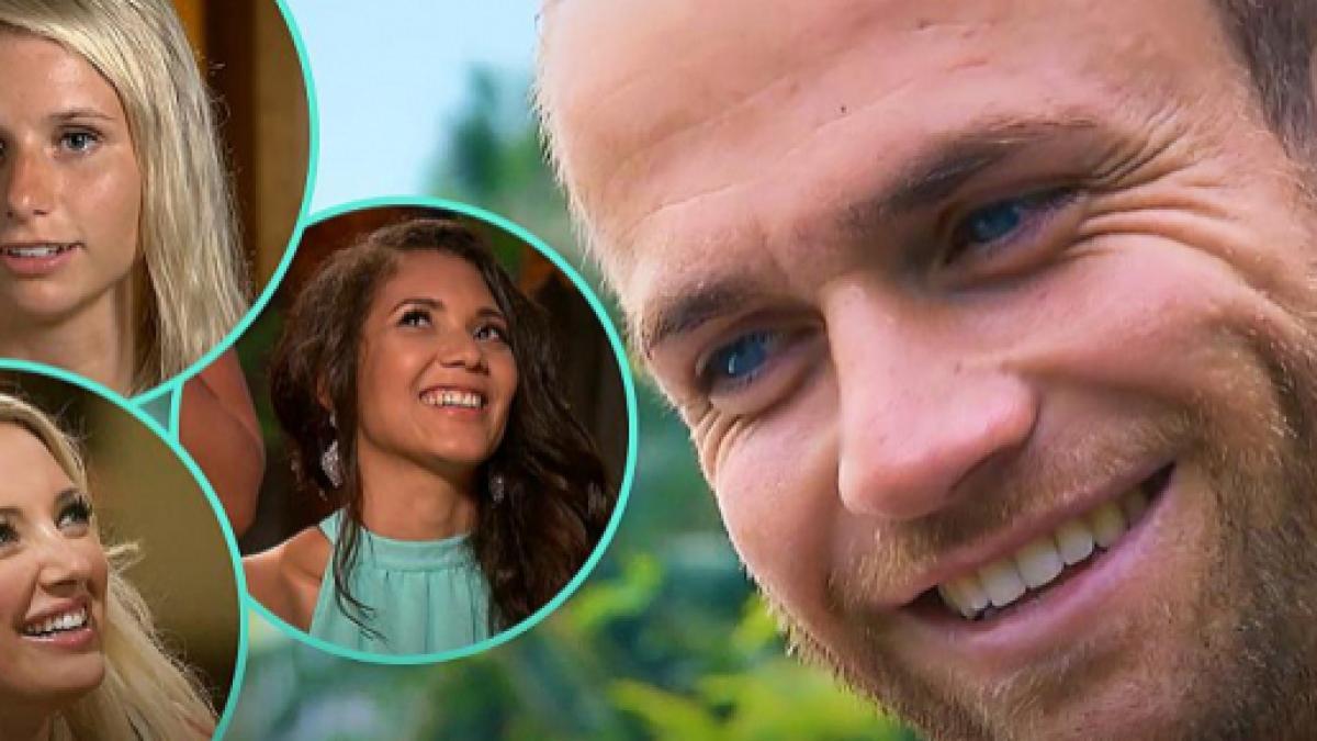 Bachelor In Paradise Philipp Bekommt Von Seinen Ladys Richtig Druck