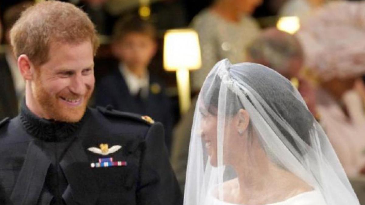 Royale Hochzeit - Meghan hatte zwei Brautkleider