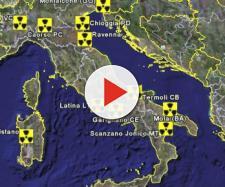 mappa centrali nucleari in Italia | Il simplicissimus - ilsimplicissimus2.com
