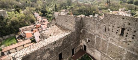 Castello Pignatelli della Leonessa.
