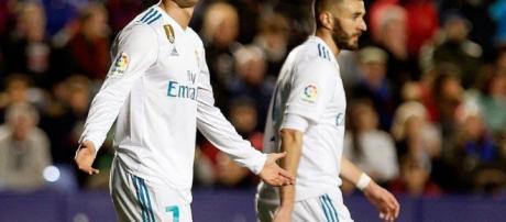 Cristiano Ronaldo quiere buenos compañeros