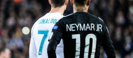 Foot PSG - Mercato : Neymar veut détruire Cristiano Ronaldo pour ... - foot01.com