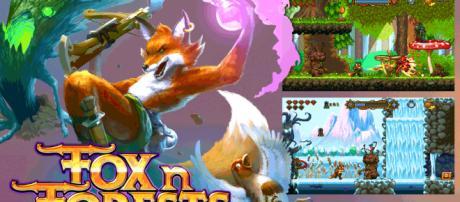 FOX n FORESTS Una aventura completamente inolvidable