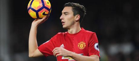 Matteo Darmian in touch with Serie A clubs despite Man Utd's wish ... - squawka.com