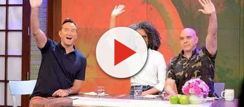 'The Chew' will air until September then 'GMA' will get that time slot [Image: RandomTopicsWithHumor/YouTube screenshot]