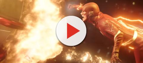 The Flash Season 5 Teaser Scenes Explained - TOP 10 Predictions [Image Credit: Emergency Awesome/YouTube screencap]
