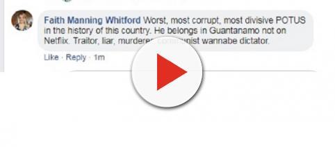 Vitriol on Facebook. - [Facebook screencap by Ryan DeVault]
