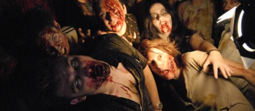 Zombie activity or not, there has been some strange zombie-like activity in Florida. [Image source: Thierry Ehrmann - Flickr]