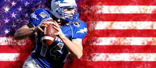 An attack on America and football. - [Image via Ronny K / Pixabay]