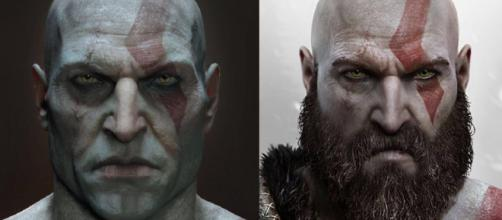 Clean Shaven Kratos in High Definition is Just as Weird as You ... - perezstart.com