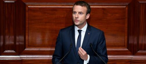 Emmanuel Macron de nouveau à Versailles?