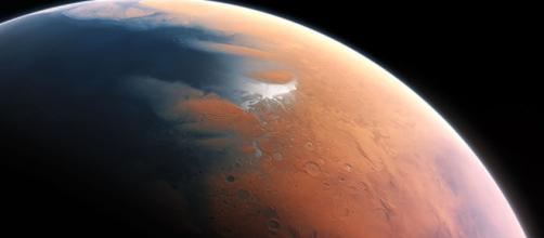 Foto: la NASA publica imágenes del 'corazón' de Marte - Sputnik Mundo - sputniknews.com