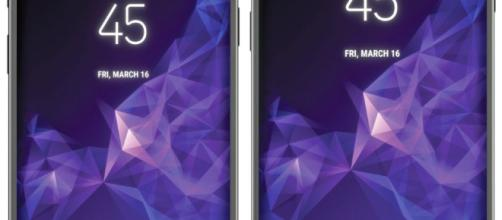 Galaxy S9 and S9 Plus shown off in leaked image - technobuffalo.com