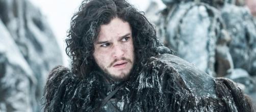 Jon Snow en la serie Game of Thrones