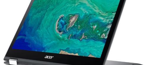 Lanzamiento de Chromebook Spin 13 y Swift 5 Laptop