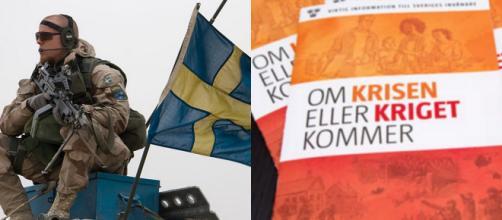 Medo de eventos como guerras fez a Suécia criar guia de sobrevivência destinado ao povo (Crédito: Wikimedia/Agência de Contingências Civis Sueca)