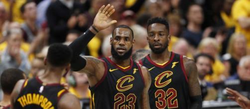 NBA: Cavaliers vencieron a Celtics con LeBron como figura y ... - com.uy
