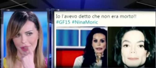 #NinaMoric contro il cyber-bullismo. #BlastingNews
